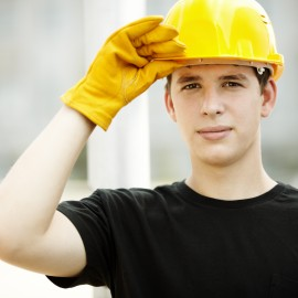 Schutzbrillen/Handschuhe